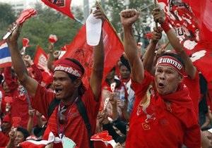 В Таиланде оппозиция выдвинула премьер-министру новый ультиматум