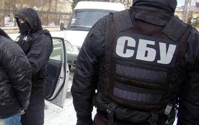 Служба безопасности Украины проводит обыски впомещениях Житомирского облсовета