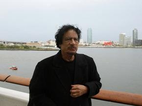 Американские власти запретили Каддафи устанавливать бедуинский шатер