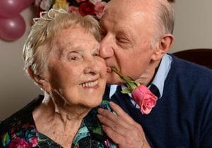 Новости Австралии: Жительница Австралии встретила своего идеального мужчину в 103 года