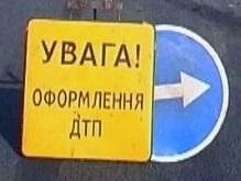 На Московском мосту столкнулись семь автомобилей