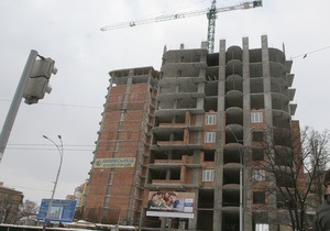 За прошедший год в Украине ввели в эксплуатацию 9,7 млн кв. м жилья