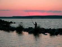В Кременчугском водохранилище найдены живыми пропавшие рыбаки
