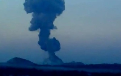 У Донецьку пролунав потужний вибух