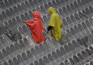Погода в Украине - погода в Киеве: В Украине ожидаются дожди и похолодание