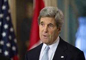 Джон Керри пытается убедить Китай надавить на Пхеньян