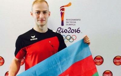 Гімнаст збірної Азербайджану повернув українське громадянство
