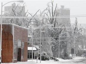 В результате ледяного шторма в США погибли 55 человек