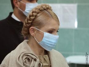 Пресс-секретарь Тимошенко заявила, что премьер не прививалась от гриппа