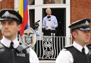 МИД Британии написал письмо посольству Эквадора в Лондоне