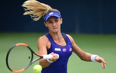 Украинская теннисистка Цуренко успешно стартовала натурнире вМексике