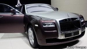 Rolls-Royce заявила о рекордных продажах по итогам года