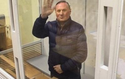 Старобельский суд продлил арест Ефремову до28апреля
