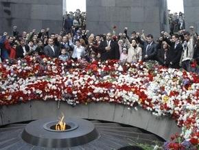 Обама призвал Армению и Турцию налаживать отношения, но не забывать историю
