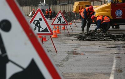 95% украинских дорог внепригодном состоянии