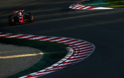 Формула-1: Райкконен показал лучшее время во второй день тестов