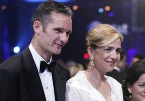 Зять короля Испании предстанет перед судом