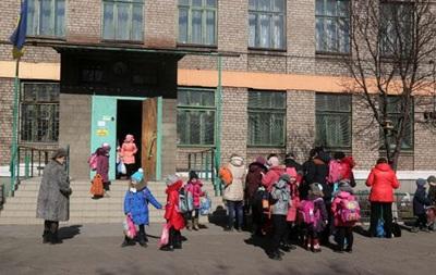 Вшкольной столовой Бахмута отравились 60 детей