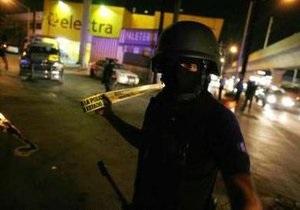 Жертвами беспорядков в мексиканской тюрьме стали не менее 14 заключенных