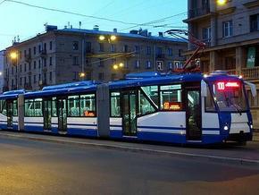 В сентябре на улицах Киева появится новый трамвай