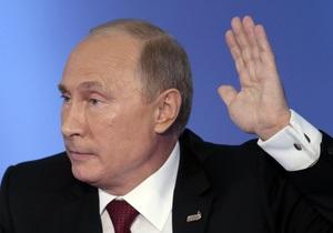 Die Welt: Путин не постоит за ценой сочинской Олимпиады