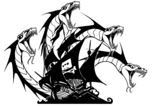 The Pirate Bay разделился и переехал