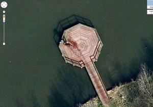 Блогеры раскрыли  кровавое убийство  по снимку с Google Maps