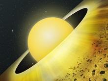 Немецкие астрономы обнаружили самую молодую планету