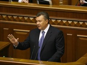 Янукович сравнил Украину с пиратским кораблем с заложниками