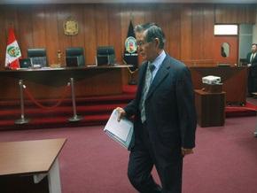 Экс-президенту Перу, отбывающему 25-летний срок, дали еще шесть лет тюрьмы