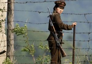 КНДР разорвала линию экстренной связи с Южной Кореей