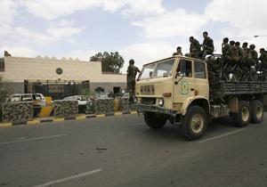 В столицу Йемена введены танки