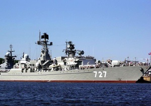 Путин приказал начать широкомасштабные военные маневры в Черном море