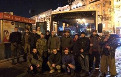 Активистам недали открыть редут вХарьковской области