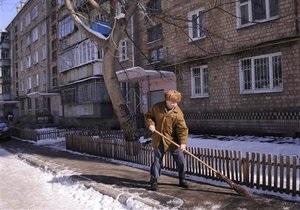 Завтра в Украине сохранится морозная погода