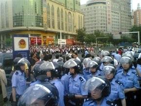 Власти Китая обвинили в организации беспорядков в Урумчи зарубежных провокаторов