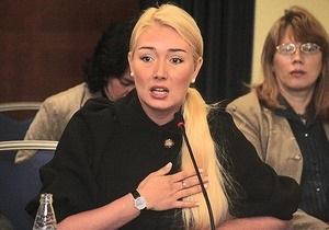 Розинская намерена обратиться в ЕСПЧ с жалобой на действия сотрудников Кобры