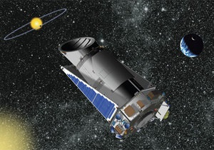 Число экзопланет, открытых с помощью телескопа Кеплер, превысило сотню