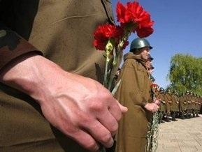 В Херсоне к годовщине Победы запустили 64 воздушных змея в виде советских наград