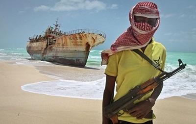 В Сомали пираты впервые за пять лет захватили судно