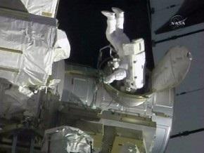Астронавты Discovery завершили третий выход в космос