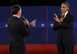 СМИ: Для победы на дебатах Обаме достаточно было рассердиться