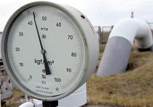 Украина, газ - В 2012-м кубометр поставленного из ЕС газа оказался всего на 9$ дешевле российского