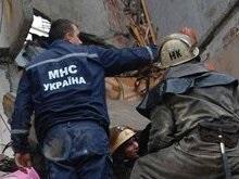 В Краматорске произошел взрыв в жилом доме