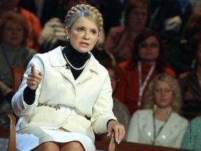 Тимошенко высказалась за отмену кроссов на уроках физкультуры