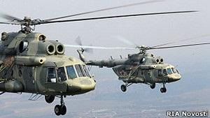Пентагон признал российские Ми-17 годными
