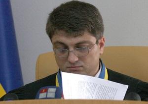 Судья Киреев отклонил ходатайство о своем отводе. Адвокат Тимошенко сразу же внес новое