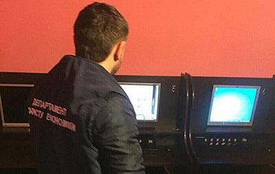 В Днепре прикрыли сеть игорных заведений под вывеской интернет-клуба