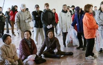 Япония впервые провела учения на случай ракетного удара КНДР