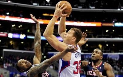 Данк Гриффина - момент игрового дня в НБА